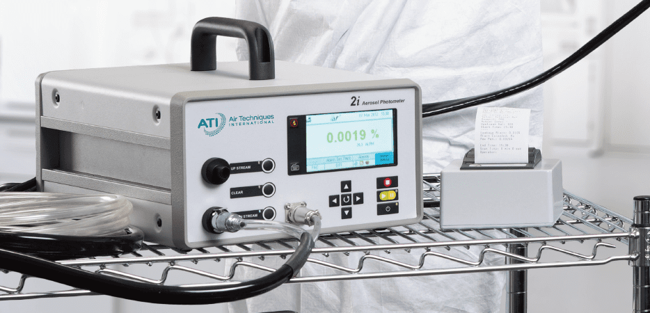 2i Digital Aerosol Photometer Air Techniques International